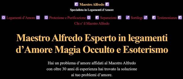 Maestro Alfredo - Recensioni e Testimonianze